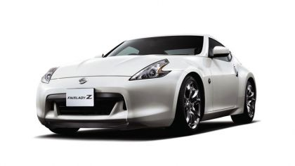 2008 Nissan 370Z stylish package 9