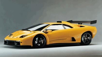 2000 Lamborghini Diablo GTR 1
