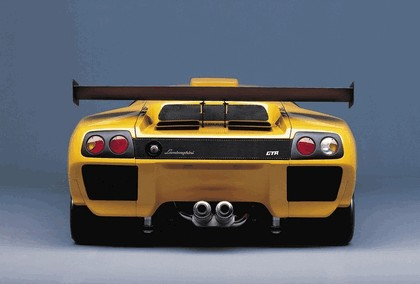 2000 Lamborghini Diablo GTR 4