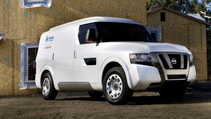 2008 Nissan NV2500 concept 4