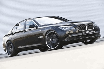 2008 BMW 7er by H&R Springs ( with Hamann wheels ) 1