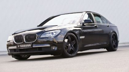 2008 BMW 7er by H&R Springs ( with Hamann wheels ) 7