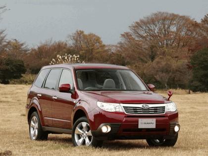 2009 Subaru Forester 17