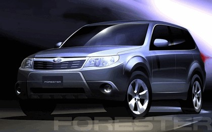 2009 Subaru Forester 109