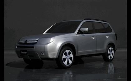 2009 Subaru Forester 111