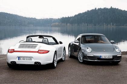 2009 Porsche 911 ( 997 ) Carrera 4 5