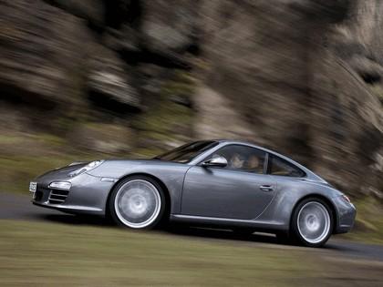 2009 Porsche 911 ( 997 ) Carrera 4 6