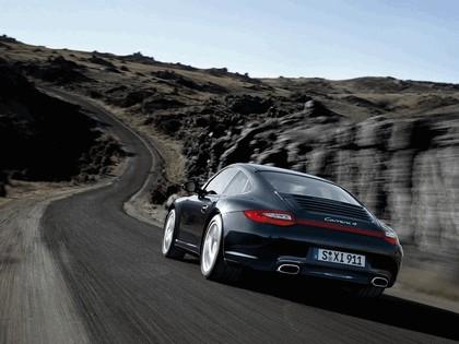 2009 Porsche 911 ( 997 ) Carrera 4 10