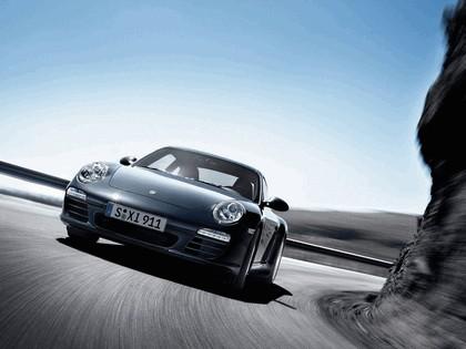 2009 Porsche 911 ( 997 ) Carrera 4 11
