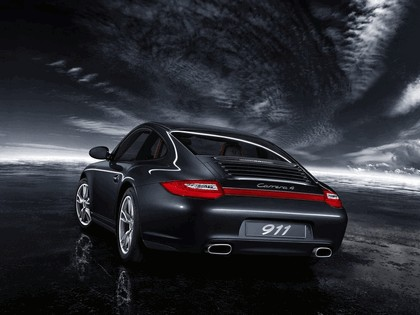 2009 Porsche 911 ( 997 ) Carrera 4 14