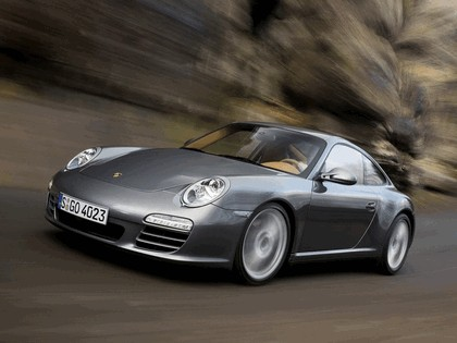 2009 Porsche 911 ( 997 ) Carrera 4 17