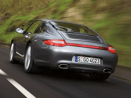 2009 Porsche 911 ( 997 ) Carrera 4 21