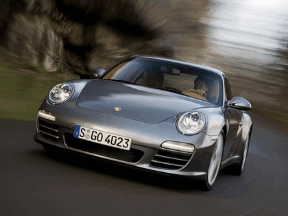 2009 Porsche 911 ( 997 ) Carrera 4 23