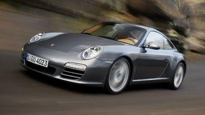 2009 Porsche 911 ( 997 ) Carrera 4 2