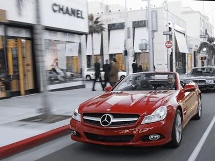 2009 Mercedes-Benz SL-klasse 8