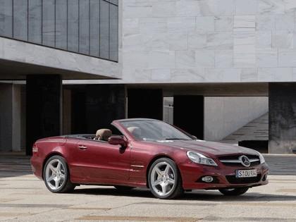2009 Mercedes-Benz SL-klasse 14
