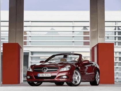 2009 Mercedes-Benz SL-klasse 15