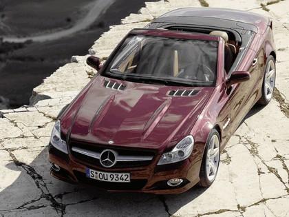 2009 Mercedes-Benz SL-klasse 22