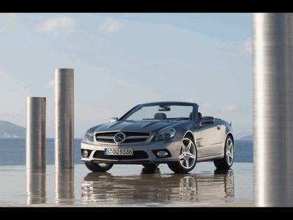 2009 Mercedes-Benz SL-klasse 34