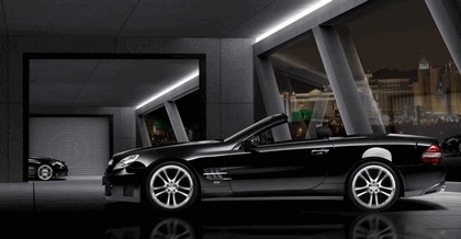 2009 Mercedes-Benz SL by Brabus 7