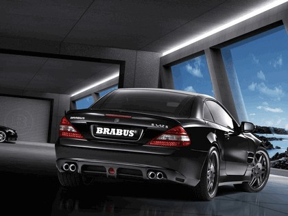 2009 Mercedes-Benz SL by Brabus 9