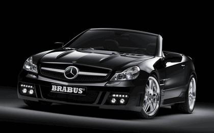 2009 Mercedes-Benz SL by Brabus 16