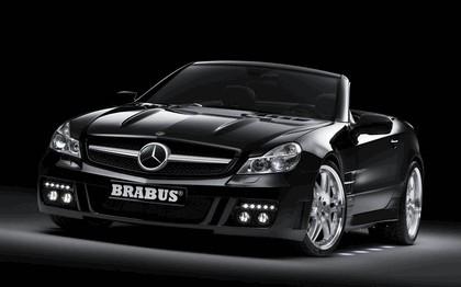 2009 Mercedes-Benz SL by Brabus 19