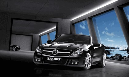 2009 Mercedes-Benz SL by Brabus 23