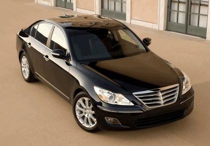 2009 Hyundai Genesis sedan 6
