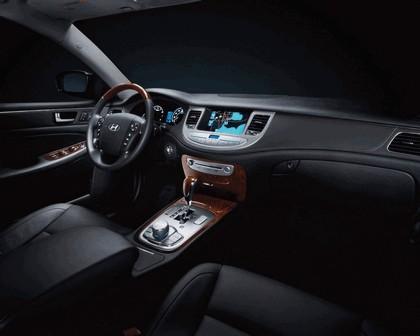 2009 Hyundai Genesis sedan 13