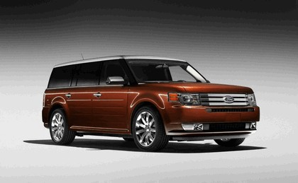 2009 Ford Flex Limited 4