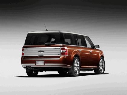2009 Ford Flex Limited 5