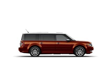 2009 Ford Flex Limited 22