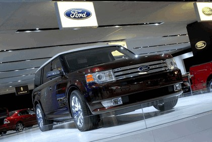 2009 Ford Flex Limited 35
