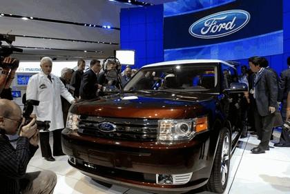 2009 Ford Flex Limited 37