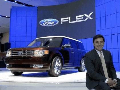 2009 Ford Flex Limited 43