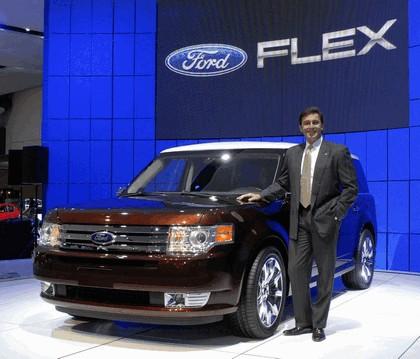 2009 Ford Flex Limited 44