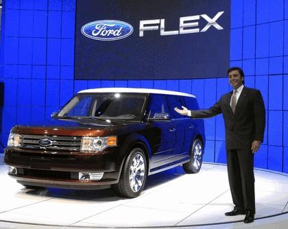 2009 Ford Flex Limited 45