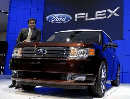 2009 Ford Flex Limited 46