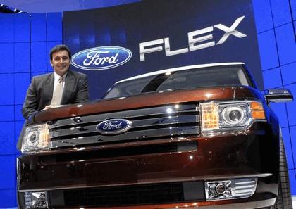 2009 Ford Flex Limited 47