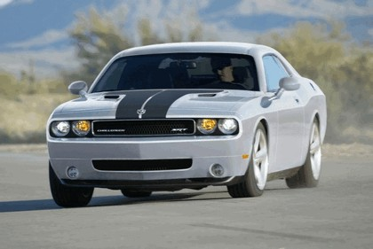 2009 Dodge Challenger SRT8 4