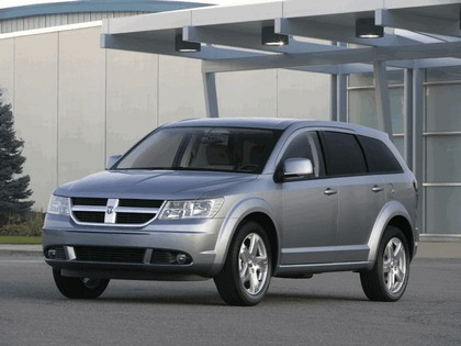 2008 Dodge Journey 13