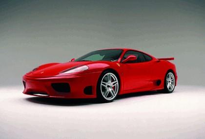 2000 Ferrari Novitec Rosso F360 Supersport 2