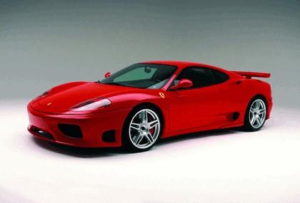 2000 Ferrari Novitec Rosso F360 Supersport 3
