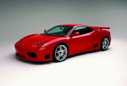 2000 Ferrari Novitec Rosso F360 Supersport 4