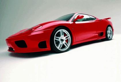 2000 Ferrari Novitec Rosso F360 Supersport 5