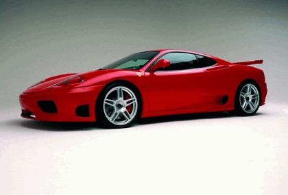 2000 Ferrari Novitec Rosso F360 Supersport 6