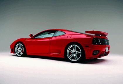 2000 Ferrari Novitec Rosso F360 Supersport 10