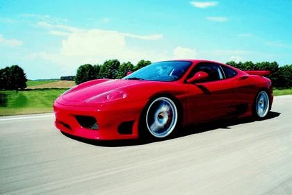 2000 Ferrari Novitec Rosso F360 Supersport 17