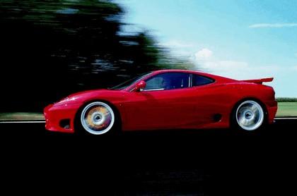 2000 Ferrari Novitec Rosso F360 Supersport 18